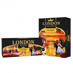 "Чай ""London Tea Club"" Classic 25п/20"