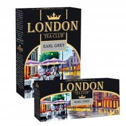 "Чай   25п/24 ""London Tea Club"" Earl Grey"