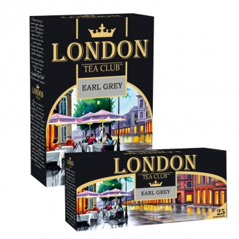 "Чай  90г/62 ""London Tea Club"" Earl Grey"
