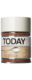 Кофе Today Pure Arabica 50г/12 ст/б